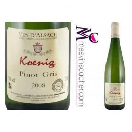 Pinot Gris 2013 Koenig