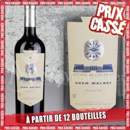 Gran Malbec 2017 Flechas De Los Andes Rothschild (Price from 12 bottles)