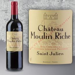 Saint Julien Château Moulin Riche 2015