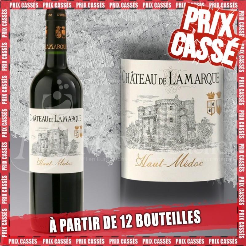 Haut Médoc Château Lamarque 2014