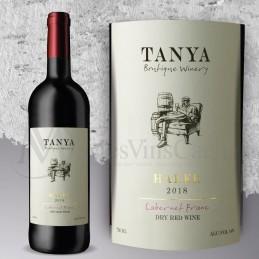 Tanya Halel Cabernet Franc 2018