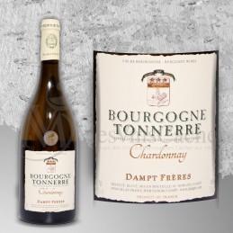 Bourgogne Tonnerre Chardonnay 2017 Dampt Frères
