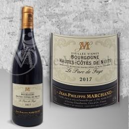 """Hautes Côtes de Nuits JP Marchand """"Le Parc de Faye"""" 2017"""