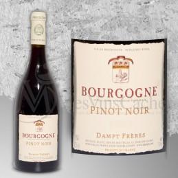 Bourgogne Pinot Noir 2017 Dampt Frères