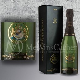 Champagne Rothschild Brut  en Coffret