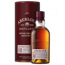 Whisky Aberlour Speyside Single Malt 12 ans Double cask Matured en coffret