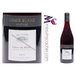 Côtes du Rhône Blanc 2012