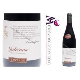 Julienas Vintage Beaujolais AOC 2011 et 2012