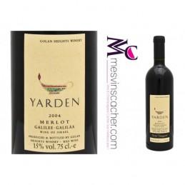 Yarden Merlot Ortal 2004  Limited Edition